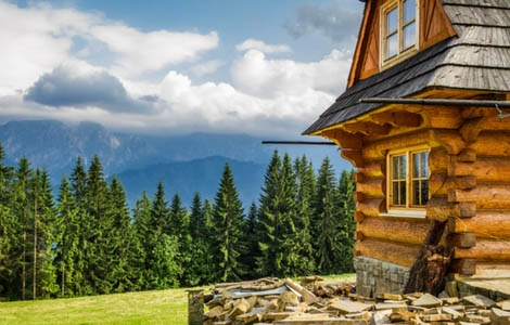 Cottages, Cabins & Camps