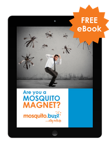Are you a mosquito magnet?