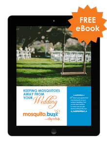 Keeping Mosquitoes Away From Your Wedding